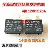 Sellify Electrical Equipments Sfk-112Dm 12V 20A Instantaneous Current 80A