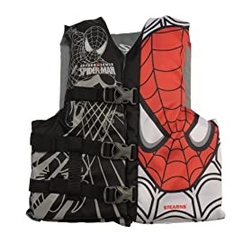 Stearns Youth Spider-Man Life Jacket