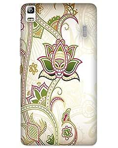 MobileGabbar Lenovo K3 Note Back Cover Designer Hard Case