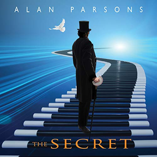 CD : Alan Parsons - Secret (With DVD, Deluxe Edition, Indie Exclusive)