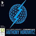 Stormbreaker (       UNABRIDGED) by Anthony Horowitz Narrated by Oliver Chris
