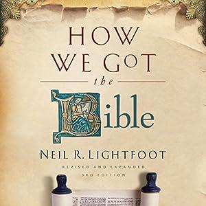 How We Got the Bible Audiobook