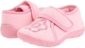 Ragg Vanessa Slipper, Pink, 13 M US Little Kid