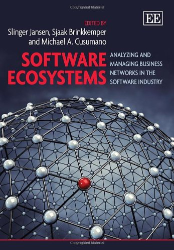 Software Ecosystems: Analyzing and Managing Business Networks in the Software Industry (Software Ecosystem compare prices)