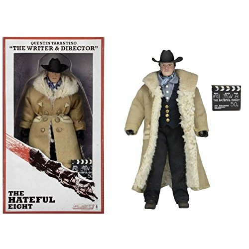 """The Hateful Eight Movie Quentin Tarantino - 8"""" Clothed Figure"""