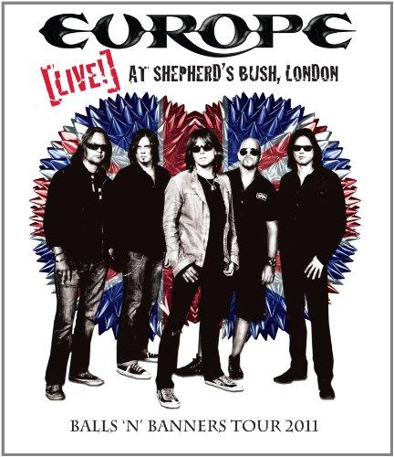 Europe - Live! Shepherd's Bush, London [Blu-ray]