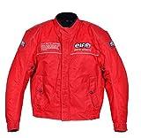 エルフ(ELF) ウィンタージャケット RED M EL-4241