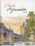 echange, troc Moireau Fabrice - Paris Agenda 2013 Grand Format