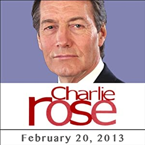 Charlie Rose: Madeleine Albright and Eric Goode, February 20, 2013 | [Charlie Rose]