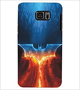 SAMSUNG GALAXY NOTE 5 RISE Designer Back Cover Case By PRINTSWAG