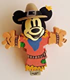 Disney Parks Mickey Mouse Scarecrow Antenna Topper - Comes Sealed - Disney Parks Exclusive & Availability