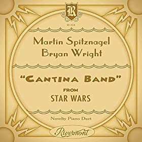 Star Wars: Cantina Band in Ragtime