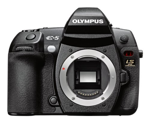 Olympus-E-5-Fotocamera-reflex-digitale-quattroterzi-professionale-131-megapixel-LCD-3-orientabile-Live-View-corpo-in-magnesio-tropicalizzato-scheda-CFSDXC