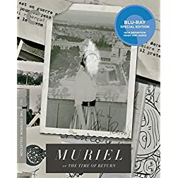 Muriel, or The Time of Return [Blu-ray]