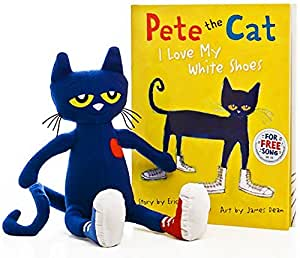 pete the cat i my white shoes hardcover