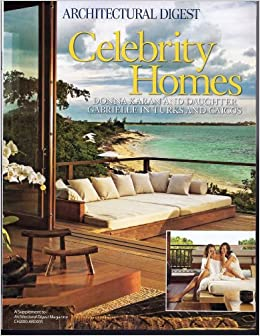 Architectural Digest Celebrity Homes Donna Karan And Daughter Gabrielle In Turks And Caicos A