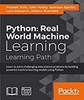 Python: Real World Machine Learning Front Cover