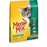 Meow Mix Indoor Formula Dry Cat Food, 14.2-Pound