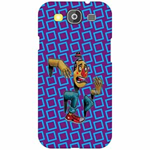 Samsung Galaxy S3 Neo Back cover - Blue Print Designer cases