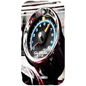 Micromax A117 Canvas Magnus Steering Matte Finish Phone Cover