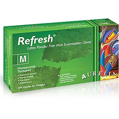 Aurelia Refresh Gloves - X-small 1000 Case