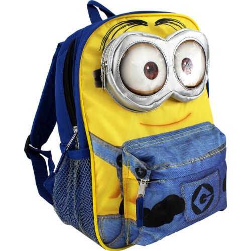 Despicable Me Blue Mini Backpack H13Dl19130Pc