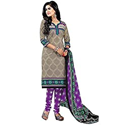 Trendy design cotton unstiched chudidhar materials