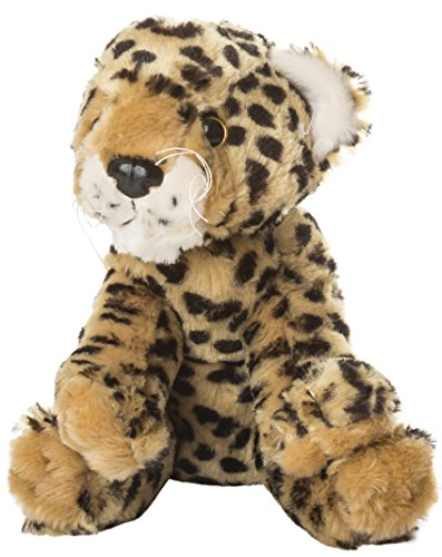 Animal World Cheetah Cub Plush Toy