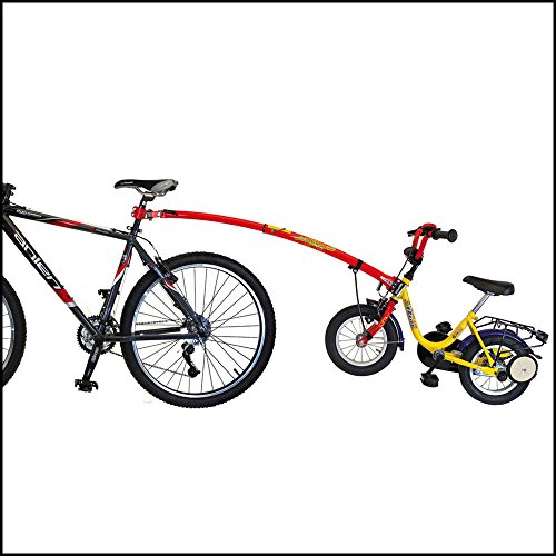 Trail Gator Tandemstange in Display-