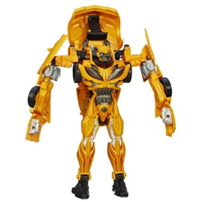 Transformers Age of Extinction Flip and Change Bumblebee Figure by Transformers