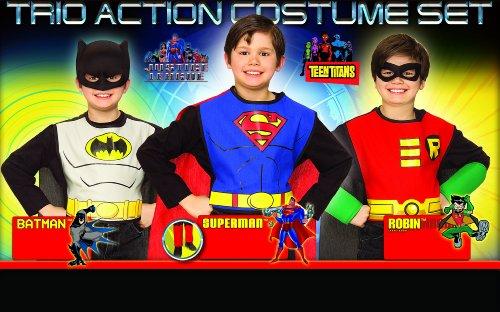 DC-Superhero-Trio-Superman-Batman-Robin-Costume-Set-Child