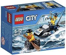 Comprar LEGO City - Moto acuática de la policía , multicolor (60126)