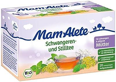 Alete Schwangeren und Stilltee, 5er Pack (5 x 40 g) von Alete auf Gewürze Shop