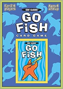 Go Fish Card Game: Part of Kids Classics Series by