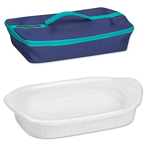 french-white-3-qt-baking-dish-with-lid-and-portable-case-by-corningware-by-corningware