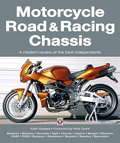 Motorcycle Road & Racing Chassis: A modern review of the best independents