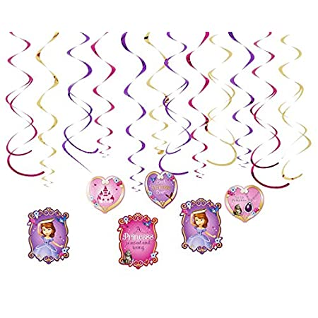Make your princess in training smile with a colorful and coordinated Sofia the First themed birthday party! American Greetings offers a great collection of Disney Junior's Sofia the First party supplies, party favors, birthday decorations, tableware ...
