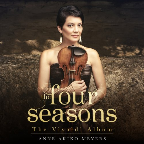 Anne Akiko Meyers – The Four Seasons: The Vivaldi Album (2014) [Official Digital Download 24bit/96kHz]