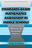 img - for Standards-Based Mathematics Assessment in Middle School: Rethinking Classroom Practice (Ways of Knowing in Science and Mathematics (Paper)) by Michelle Fine (2004-08-01) book / textbook / text book