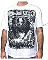 Death Note Distressed L T-Shirt
