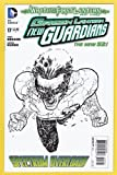 "Green Lantern New Guardians #17 ""Aaron Kuder Sketch Variant"""