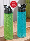 Freezable Chilled Water Bottle Green