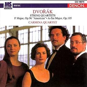 Dvor�k: String Quartets
