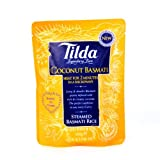 Tilda Steamed Basmati Coconut Rice 250g