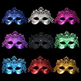 Halloween Crown Fancy Dress Masquerade Party Mask New(one piece per order, send randomly)