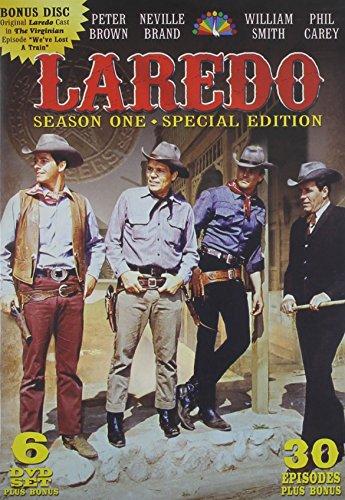 Best of Laredo: Season One (6PC)