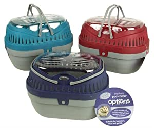 (Boredom Breaker) Options Pod Carrier (Medium) Assorted Colours [32989]