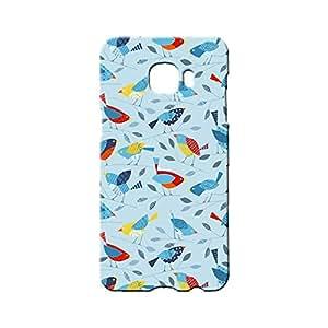 G-STAR Designer Printed Back case cover for Samsung Galaxy C7 - G6251