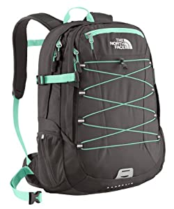 The North Face Women's Borealis Daypack - Graphite Grey/Beach Grass Green, One Size