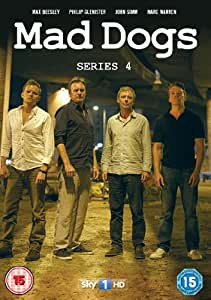 Mad Dogs - Series 4 [DVD]
